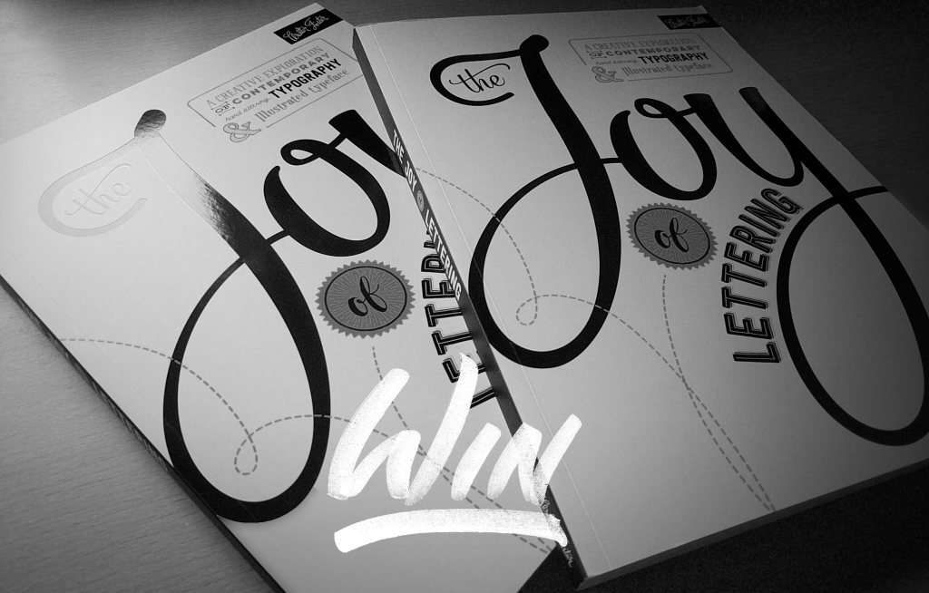 The Joy of Lettering Book Giveaway