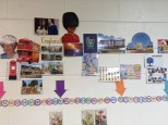 Postcards in the classroom - cards about England