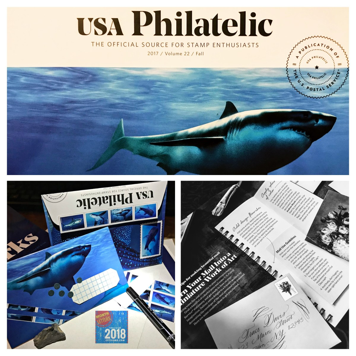 USA Philatelic Catalog, Stamp Increases, Mail Art | Lettermo com