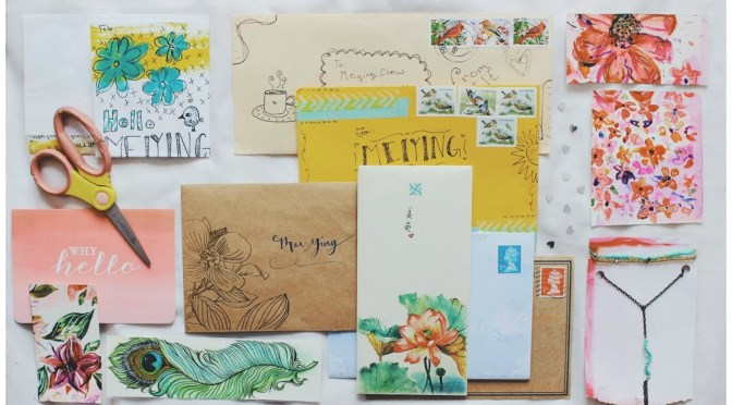 You've Found Some Pen Pals, but Now What?