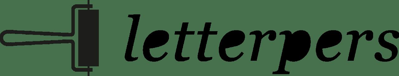 Logo letterpers