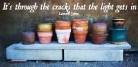 cracked pot