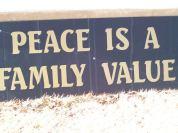 PeaceFamilyValue