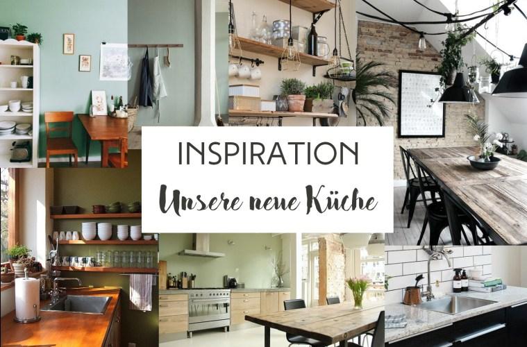 Küche Inspiration inspiration unsere neue küche letters