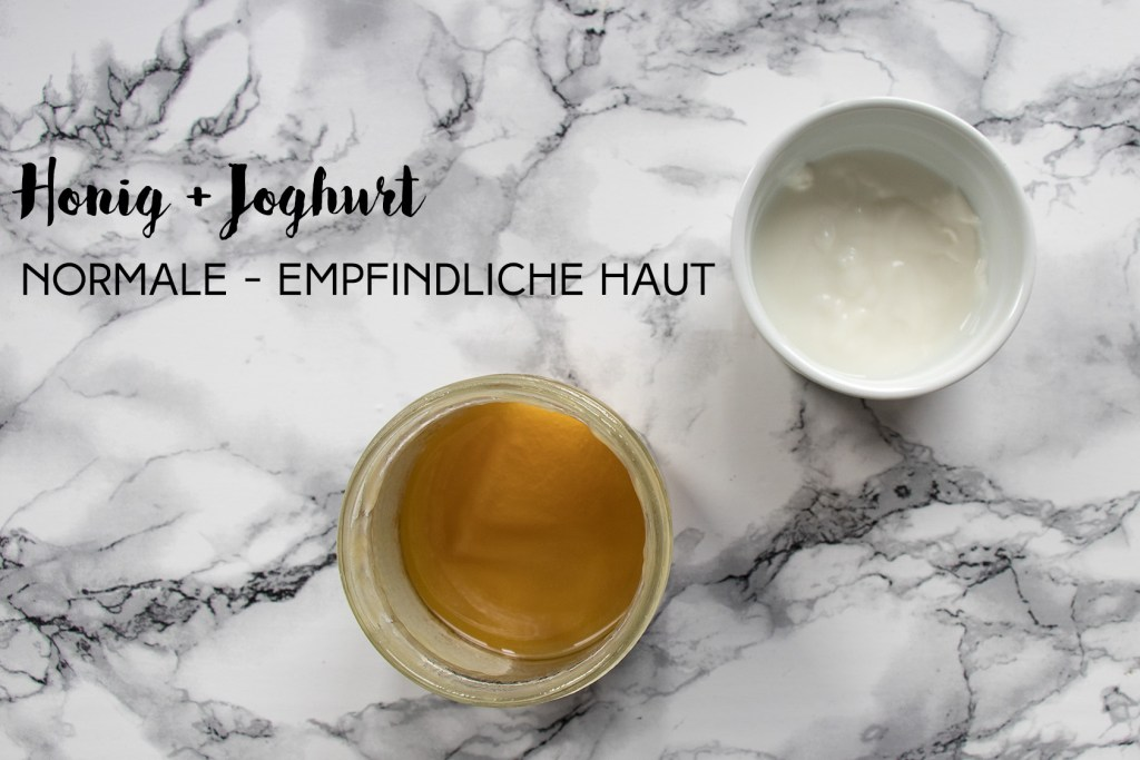 letters_and_beads_beauty_pflege_diy_honig_hauttyp_normal_empfindliche_haut_joghurt