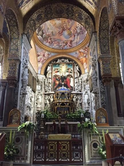 Church in Cagliari