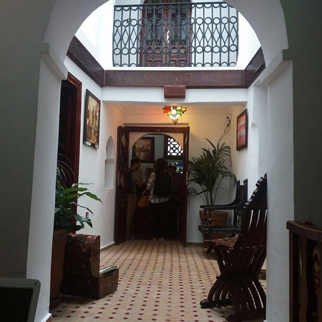 accomodation in Tangier Morocco