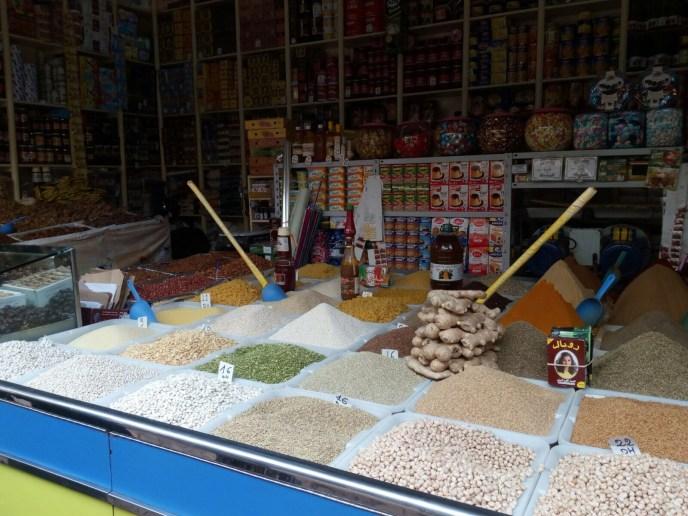 spice market tangier morocco