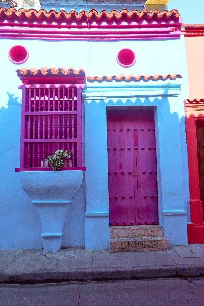 house in cartagena