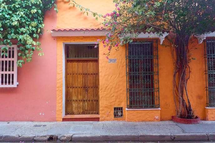 Cartagena doors