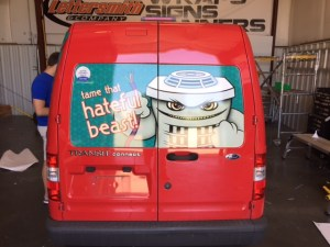 benefits of rear window graphics