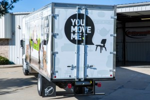 Truck Wraps are a great Mobile Advertising Solution