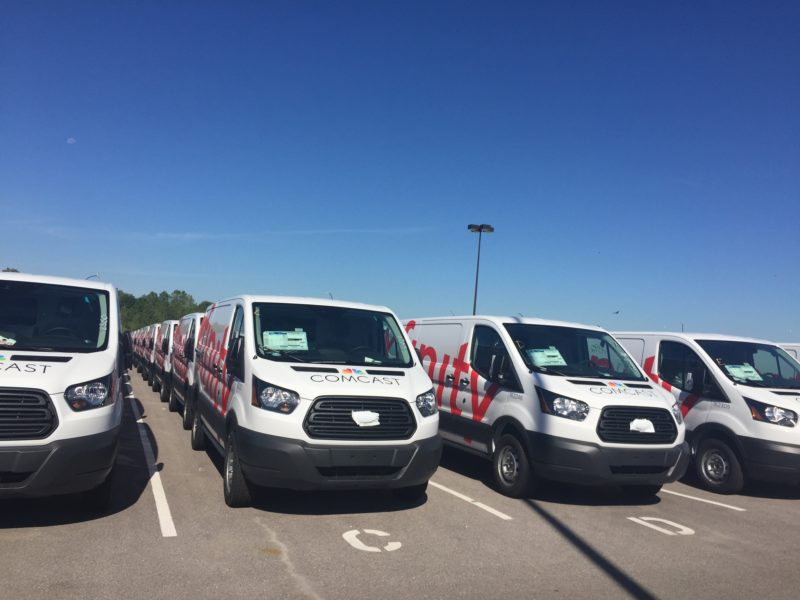 fleet wraps design & installation