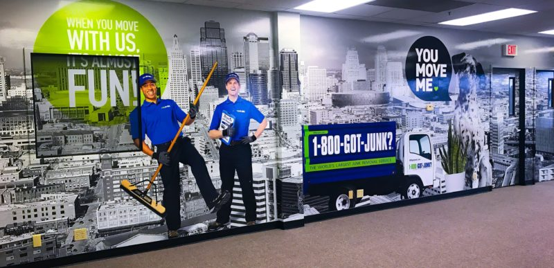 Wall Wraps in Kansas City