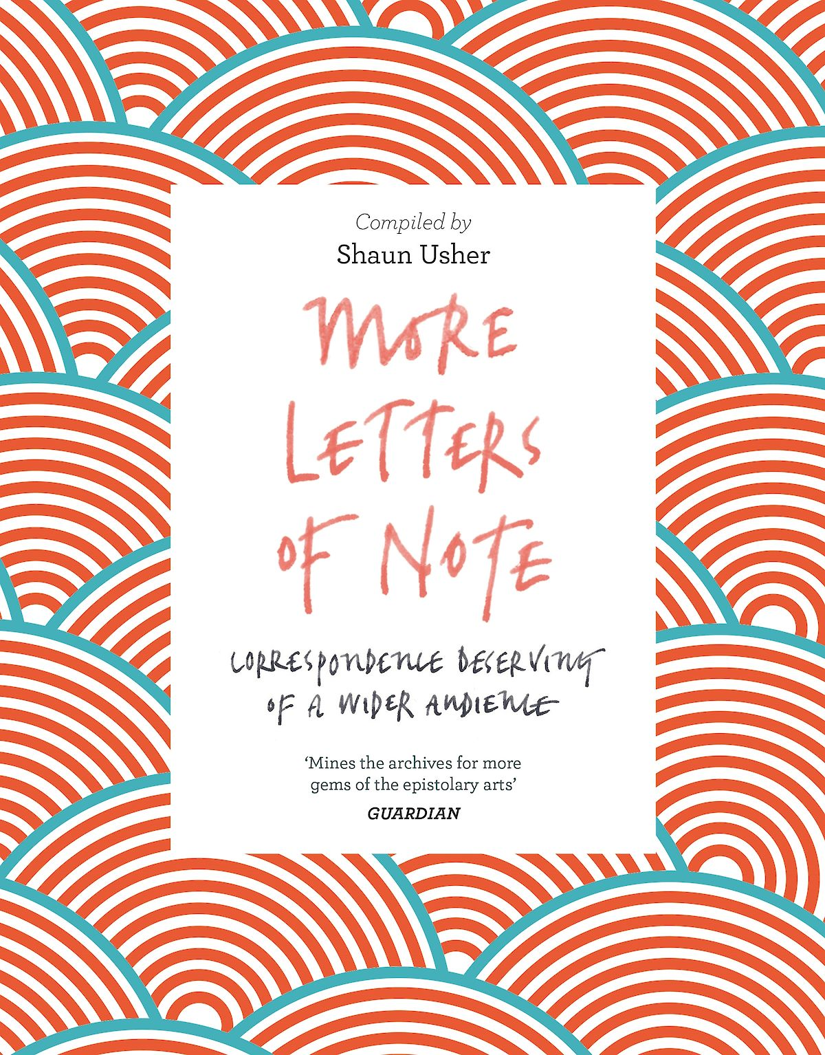 More Letters of Note cover