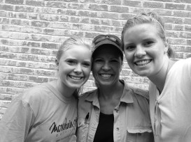 The three amigos! We love our momma!