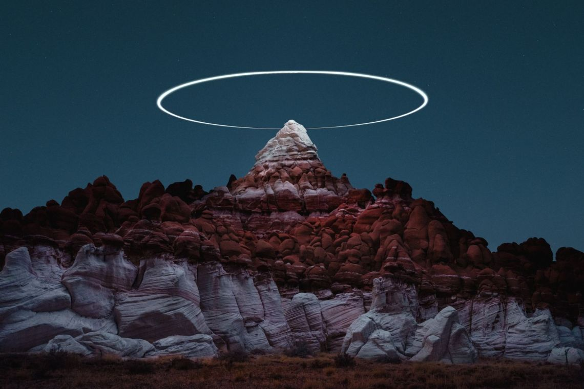 Les lumineux paysages de Reuben Wu