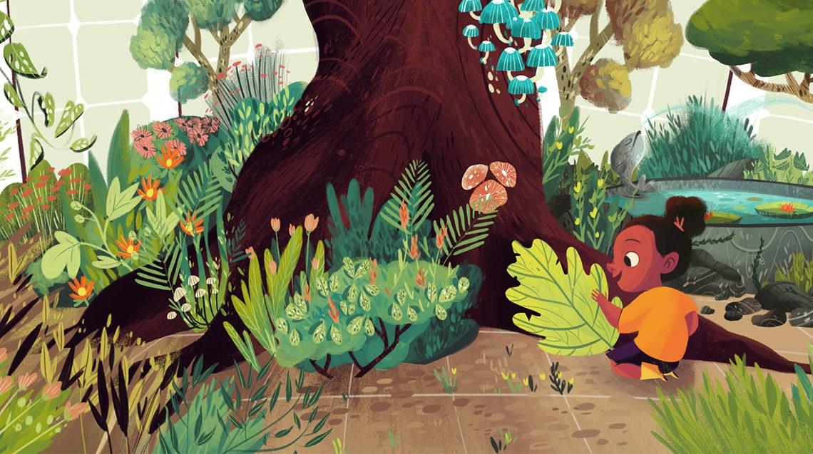 Les délicates illustrations de Beatriz Mayumi