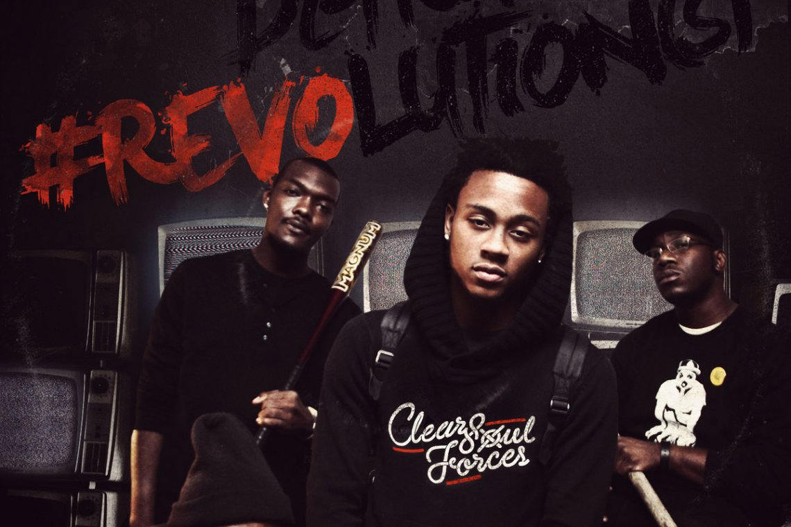 L'album de la semain : Detroit #Revolution(s) - Clear Soul Forces