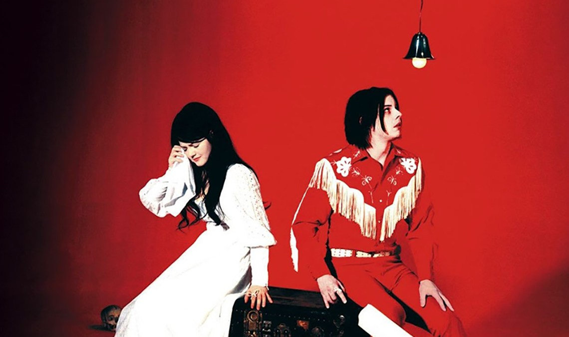 L'album de la semaine : Elephant - The White Stripes