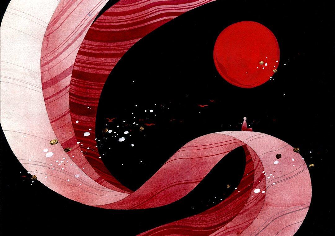 Les peintures de Maggie Chiang