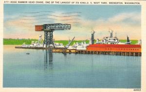 U.S. Navy Yard Bremerton, Washington