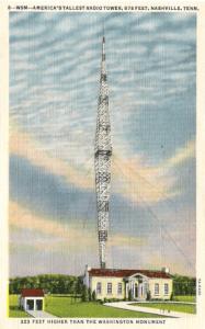 America's Tallest Radio Tower, Nashville