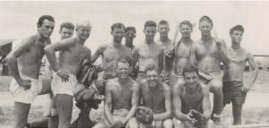 Luzon Softball, 1945