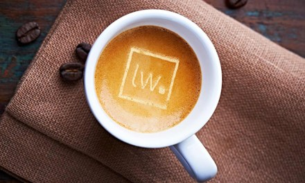 Come have a letterworks coffee with us