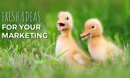Fresh Ideas for your Marketing in March