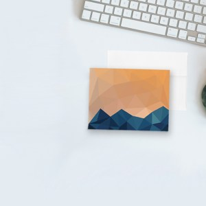 colorado gift notecard mountain