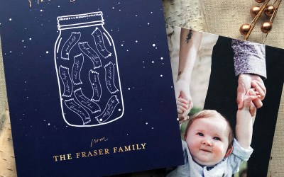Why you should Shop Small for custom holiday cards this season!