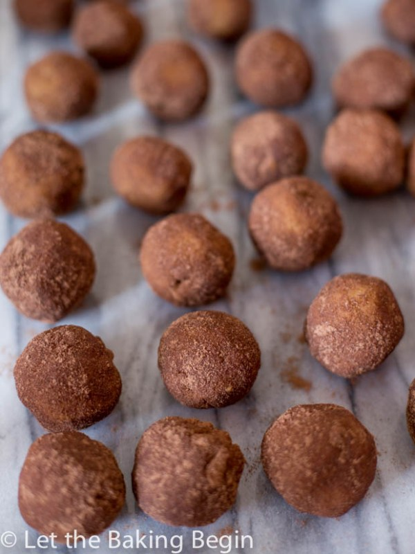 The Best Cake Balls out there! by Let the Baking Begin!
