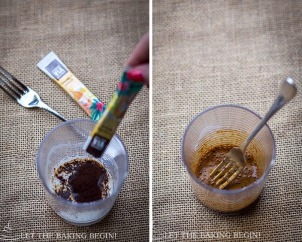 Maple Glazed Coffee Eclair By LetTheBakingBeginBlog.com   @Letthebakingbgn