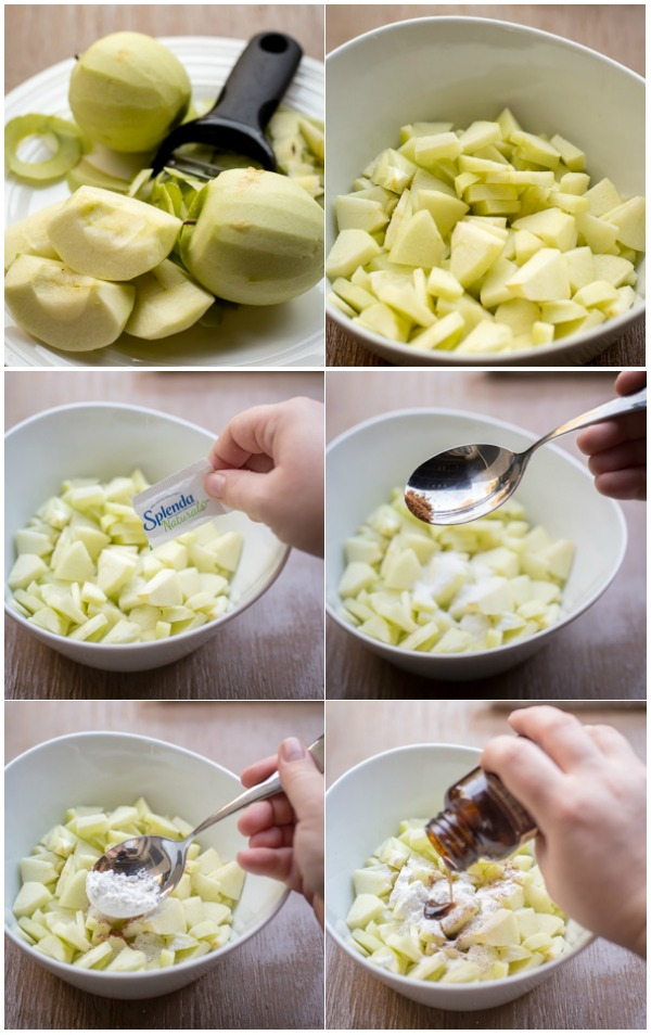 These apple pie bites is the perfect apple dessert. Simple apple pie in mini bite size forms.