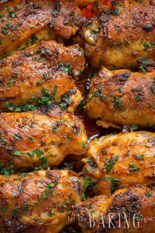 Paprika Baked Chicken Thighs are Easy, Succulent, Skinless, Bone-in Chicken Thighs that are oven baked with a special blend of spices infused with Smoked Paprika and cayenne pepper. This Paprika Spice Blend is great on any grilled meats, including chicken breasts, beef and kabobs.