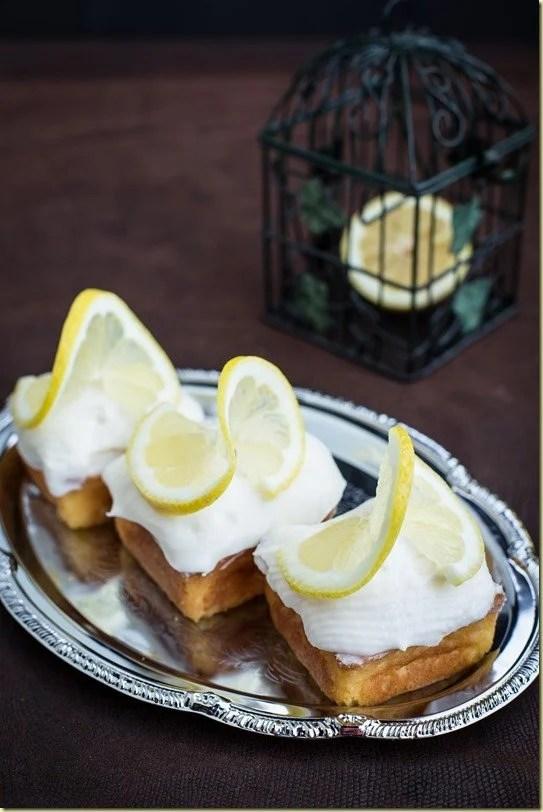 Starbucks Lemon Loaf Cake True Copycat Recipe