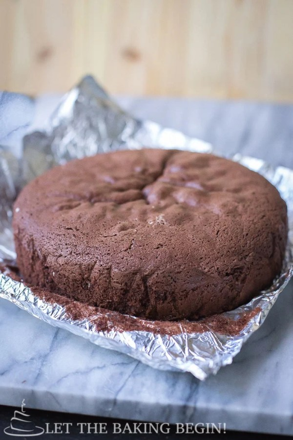 How To Perfect The Sponge Cake Consistency