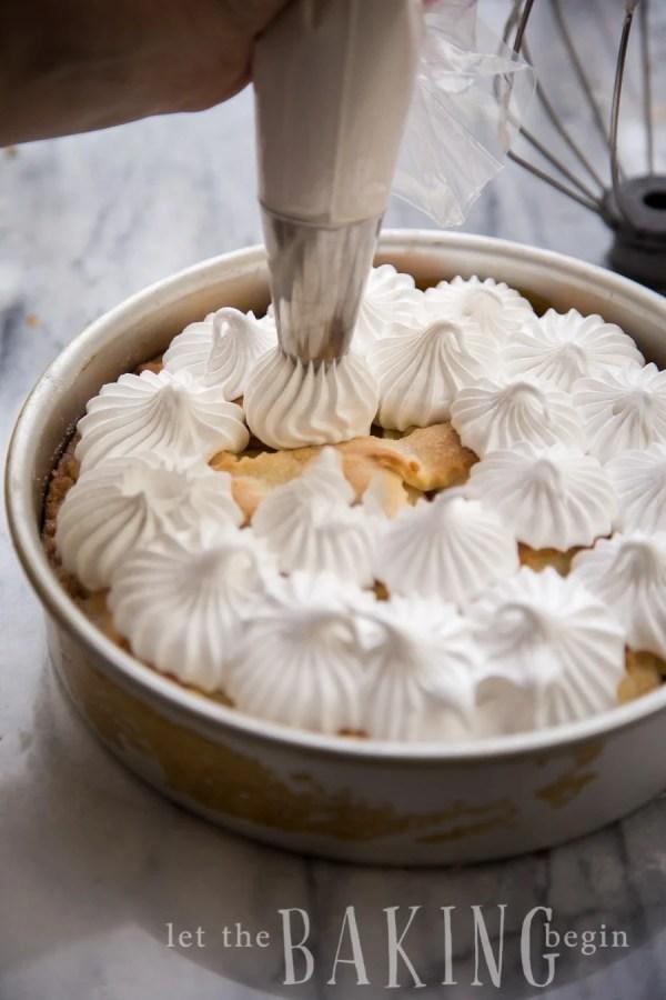 Easy Meringue for Baking | Let the Baking Begin!