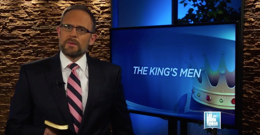 The King's Men - Part 2 (The Text) - LET THE BIBLE SPEAK TV with Kevin Presley