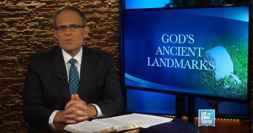 God's Ancient Landmarks Part 1 - LET THE BIBLE SPEAK TV with Kevin Presley