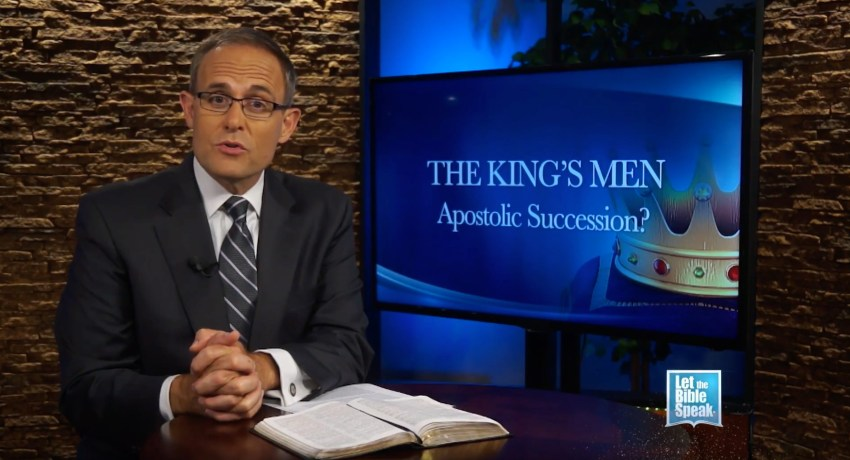 The Kings's Men - Part 3 - LET THE BIBLE SPEAK TV with Kevin Presley