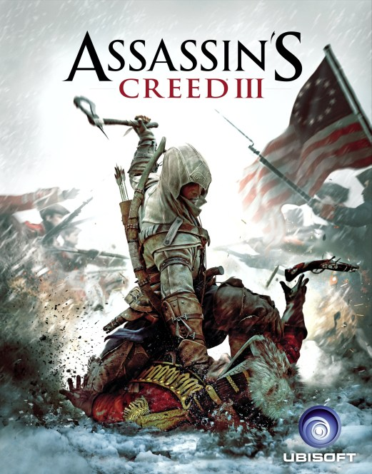 Cover art for Assassin's Creed 3