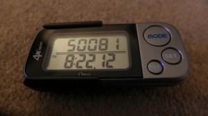 Ozeri 4x3 Sport Pedometer