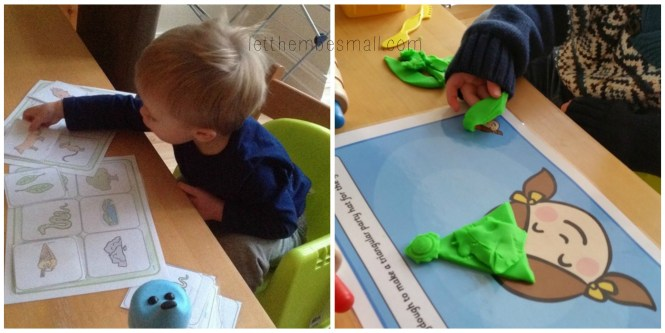 twinkl play doh mats and matching games