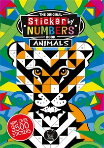 sticker by numbers