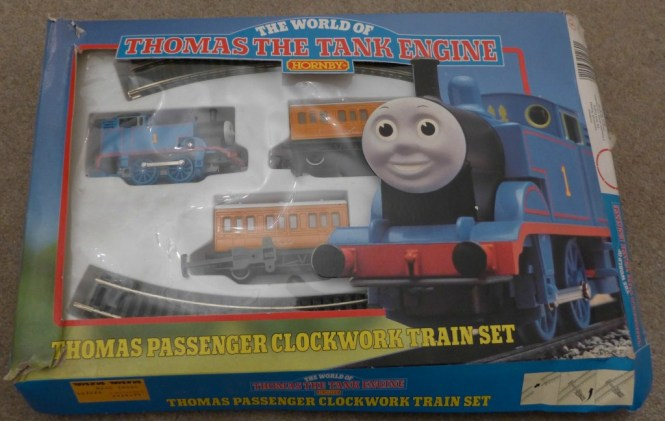 hornby thomas the tank engine