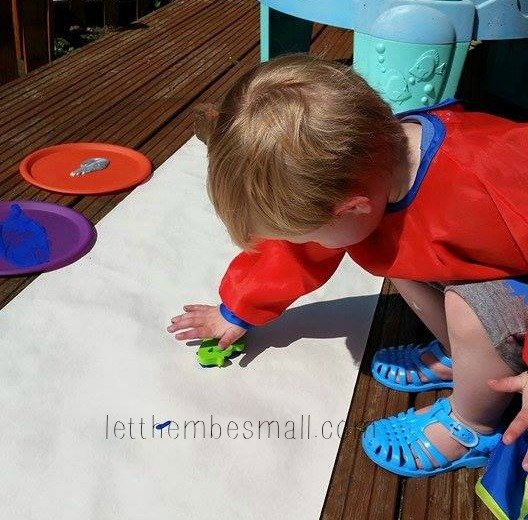 Summer Sun Crafting with Baker Ross