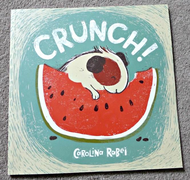 Crunch Caroline Rabei