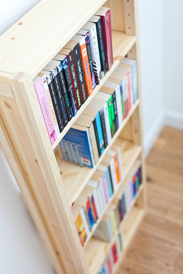Organising our Living Space with Shelfstore